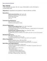 Cover Letter Sample Resume Cna Sample Cna Resume Cover Letter