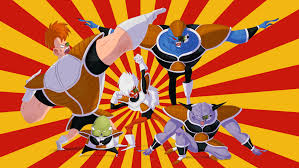 Force Character Design Ginyu Force Dragon Ball Character Design On Behance