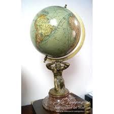 antique globe globe atlas bronze circa antique bronze globe chandelier