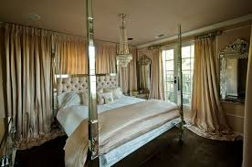 Paris Hilton Master Bedroom