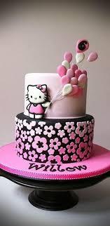 Hello Kitty Birthday Cute Love The Bottom Layer Hello Kitty