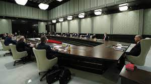 2020'nin son kabine toplantısında gündem koronavirüs - Son Dakika Haberleri