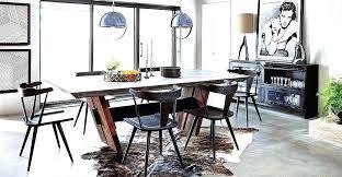 modern industrial furniture. Modern Industrial Office Furniture Urban Dining Room B
