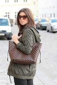 louis vuitton neverfull celebrity. louis vuitton neverfull mm in damier ebene---i want this bag so celebrity n