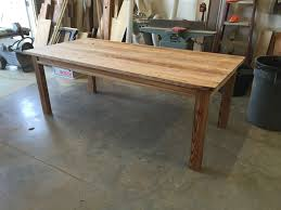 reclaimed pine dining table and chairs dining room ideas