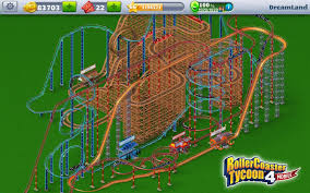 Free Roller Coaster Design Software Rollercoaster Tycoon 4 Mobile Mixes Classic Game Mechanics