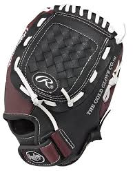 Amazon.com : Rawlings Players Series 10.5-inch Youth Baseball Glove,  Left-Hand Throw (PL105BB) : Baseball Infielders Gloves : Sports & Outdoors