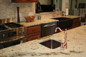 photo of fox granite austin tx united states sienna beige granite countertops