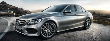 New Mercedes-Benz C-Class Saloon For Sale | Mercedes Inchcape