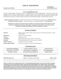 Project Administrator Resume Example Best Of Network Administrator Resume Objective System Sample Freshers Doc