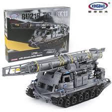 XINGBAO XB-06005 The <b>8U218</b> TEL 8K11 Tank – Your World of ...