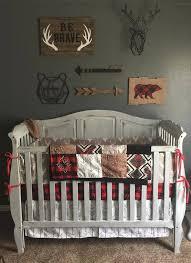 woodland boy crib bedding this is