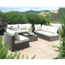 outdoor sectional with chaise l shaped sofa dining couch patio furniture awesome convertible lounger vanity 8 person dinin