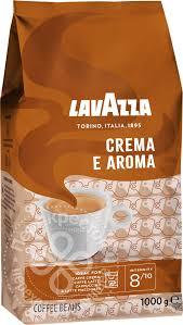 Купить <b>Кофе в зернах Lavazza</b> Crema e Aroma 1кг с доставкой на ...