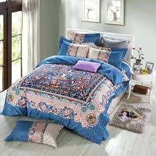 purple duvet cover queen style bed linen epic western vintage morocco bohemian bedding sets king doona covers