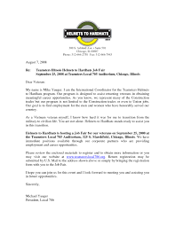 Sample Thank You Letter For A Job Fair Examples Samples Generic