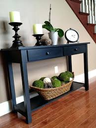 black entry table captivating black entryway table with best hall table decor ideas on foyer table black entry table