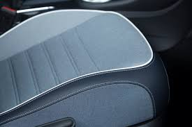 volkswagen beetle denim unveiled with jeans fabric for the roof and seats