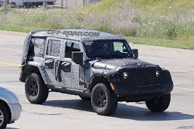 2018 land rover defender spy shots. beautiful shots jeepwranglerrearspied6 for 2018 land rover defender spy shots r