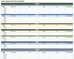 Spreadsheet Calendar Template Excel Schedule Construction Templates