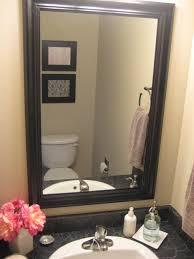 bathroom mirror frame. Bathroom Mirror Green Frame T