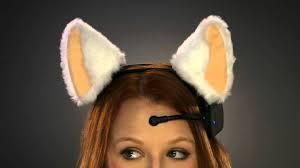 Necomimi Brainwave <b>Cat Ears</b> Instructional Video - YouTube