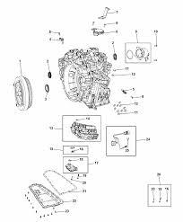 5189836aa genuine dodge seal torque converter hub rh moparpartsgiant 2009 dodge caliber parts manual 2009