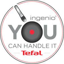 <b>Ingenio</b> Cookware - Up to 50% Space Saving - <b>Tefal</b>