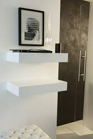 unusual bathroom accessories. white shelves unusual home accessories bathroom d
