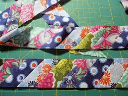 50 best images about quilt binding on Pinterest | Ferns, Fabrics ... & Striped binding tutorial. Quilt BorderBorder ... Adamdwight.com