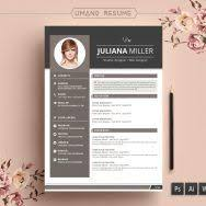 25 Unique Free Resume Templates Word Ideas On Pinterest Cover