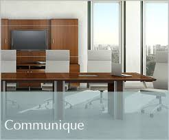 office wood table. Communique Style Wood Conference Table Office O