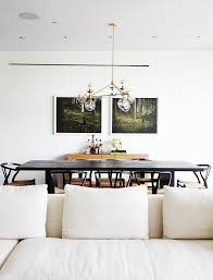 dining room rm table view white dining room with black dining table and chairs photography art m