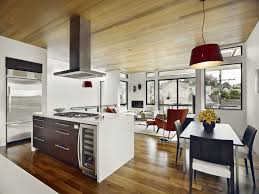 Small Space Design Living Rooms Black And Red Living Room And A Kitchen Style For Small Space