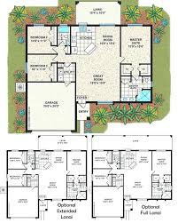 home plan 3 bedroom 2 bath 1 car garage simple house plans without full size