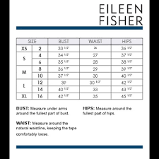 Eileen Fisher Size Chart Eileen Fisher Size Chart Related Keywords Suggestions