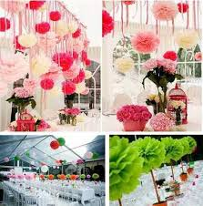 Paper Flower Balls To Hang From Ceiling Colored Paper Flower Ball 13cm Mix Color Special Marriage Room Decoration Paper Peony Bouquet Wedding Bouquet Ceiling Hanging Flower Ball Purple