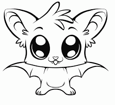 Animals coloring pages are pictures of many different species of animals to color. Free Printable Coloring Pages Of Cute Animals Coloring Home