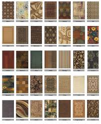 alluring oriental weavers area rugs to complete rug selection3 stainmaster rugs abstract inspire your home decor