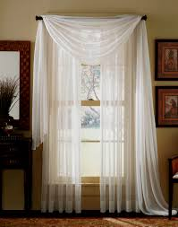 White Curtains Living Room Living Room Excellent Floral Pattern Sheer Curtain In Modern