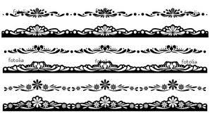Ornamental Design イラストレーション Fujio Illustration Online