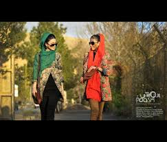 Iran's New <b>Wave</b> of <b>Women Fashion</b> Designers · Global Voices