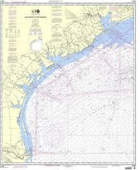 Noaa Nautical Chart 11300 Galveston To Rio Grande