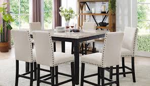 antique target legs cushi chairs room painting spray metal furniture dining set table two sets white