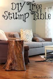 diy tree stump coffee table stump coffee table elegant best save the stumps images on of