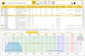 trial wifi analyzer network troubleshooting acrylicwifi acrylic wifi professional network troubleshooting