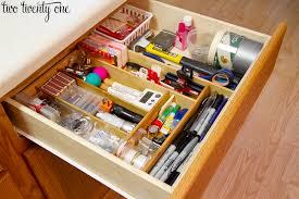 Organizing Drawers Classy Junk Drawer Organization