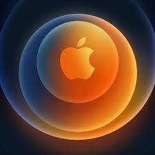 iPhone 12 Apple Logo Circles iPad ...