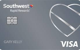Southwest Rapid Rewards Points Chart Southwest Rapid Rewards Plus Visa Signature Card Review