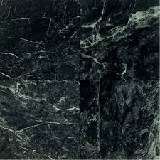 black marble floor tiles. Natural Stone Collection Empress Green 12 In. X Polished Marble Floor And Black Tiles E